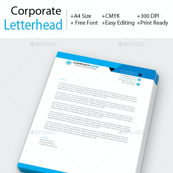 letterhead stationery and design templates from graphicriver page 56