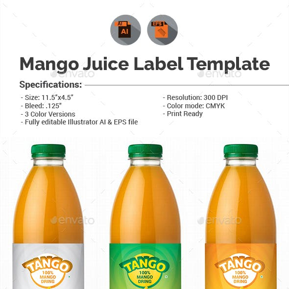 Mango Cherry Graphics, Designs & Templates from GraphicRiver