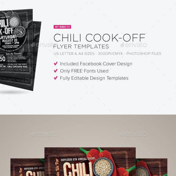 cooked post stationery and design templates from graphicriver