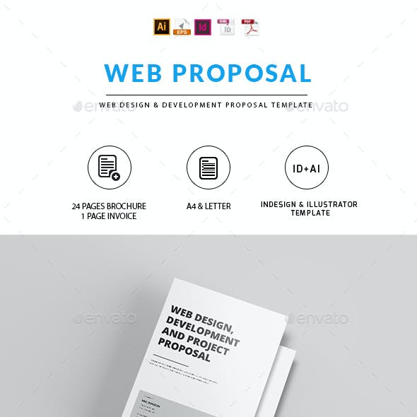 Minimal Proposal Graphics Designs Templates From Graphicriver