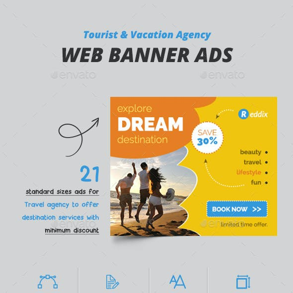 Visit Web Elements from GraphicRiver