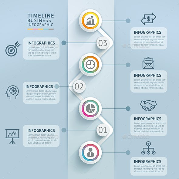 future infographic templates from graphicriver