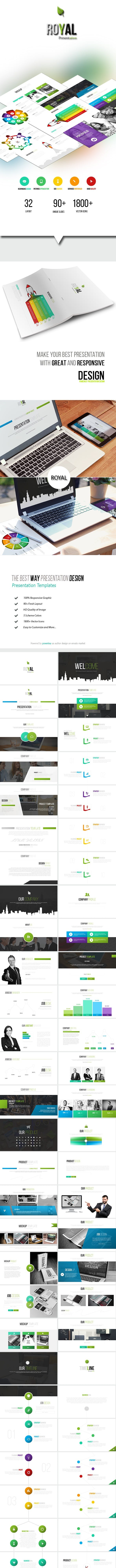 royal google slides pitch deck templates by powerkey graphicriver