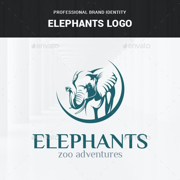 zoo template logo templates from graphicriver