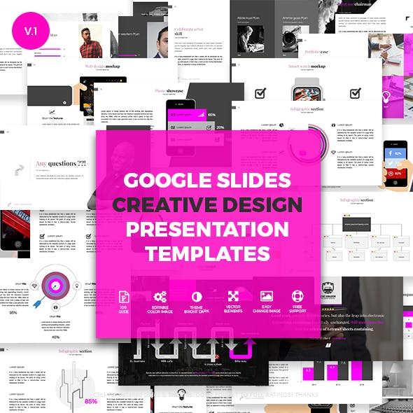 personal portfolio powerpoint template graphics designs templates