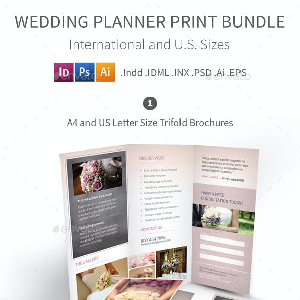 wedding planner graphics designs templates from graphicriver