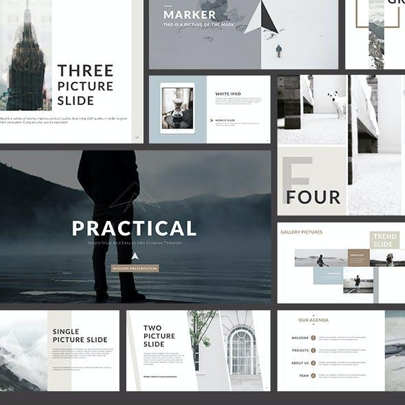 Practical - Clean PowerPoint Presentation