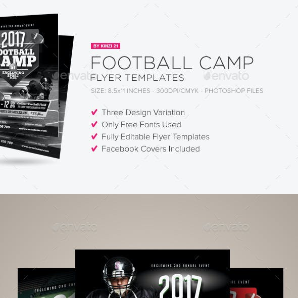 Super Bowl Stationery and Design Templates from GraphicRiver