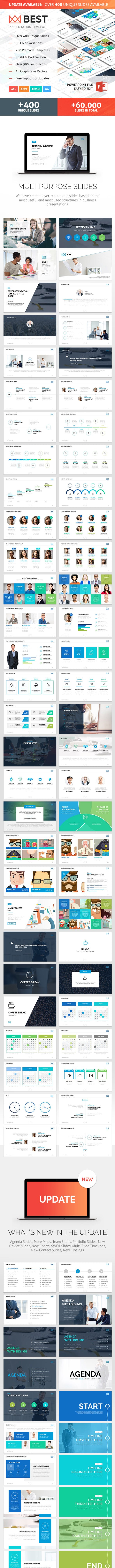business powerpoint presentation template by ercn1903 graphicriver