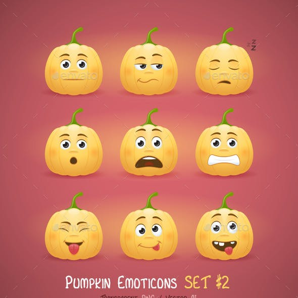 Pumpkin Emotions