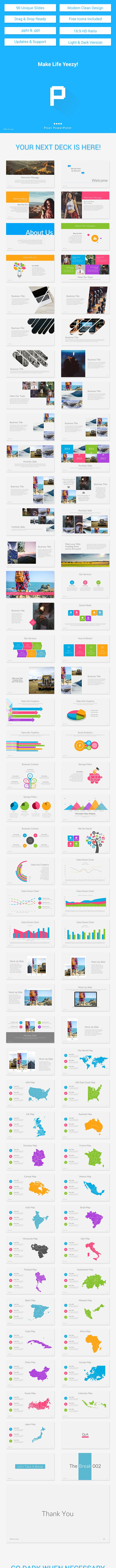 pixel powerpoint by reentim graphicriver