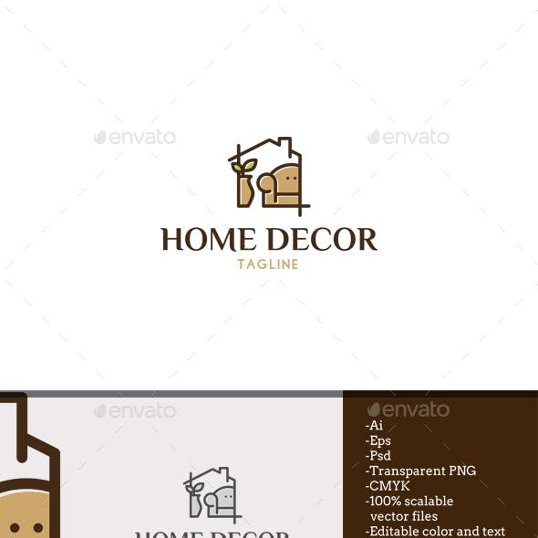 Decoration Logo Graphics Designs Templates From Graphicriver