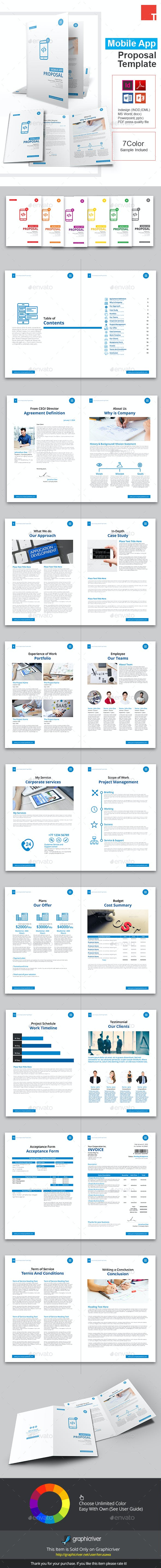 mobile app proposal template by terusawa graphicriver