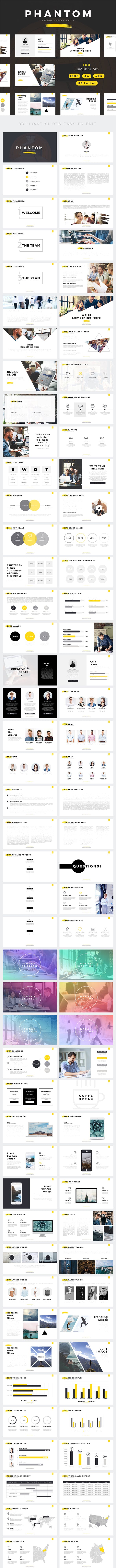 phantom modern powerpoint template by slidefusion graphicriver