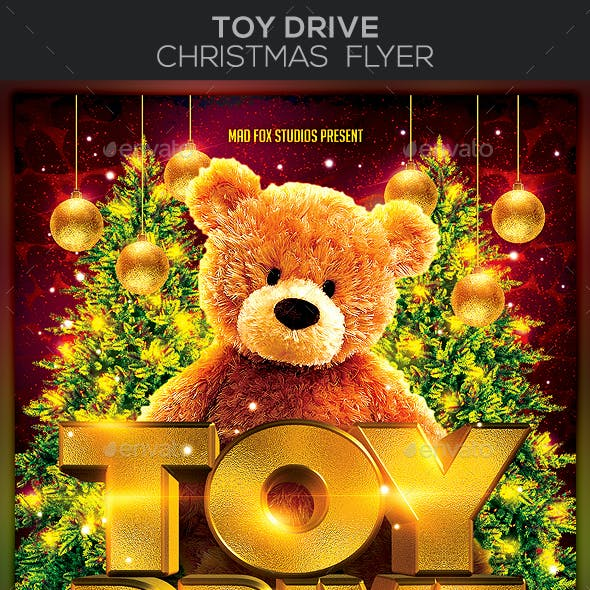 toy for tots graphics designs templates from graphicriver