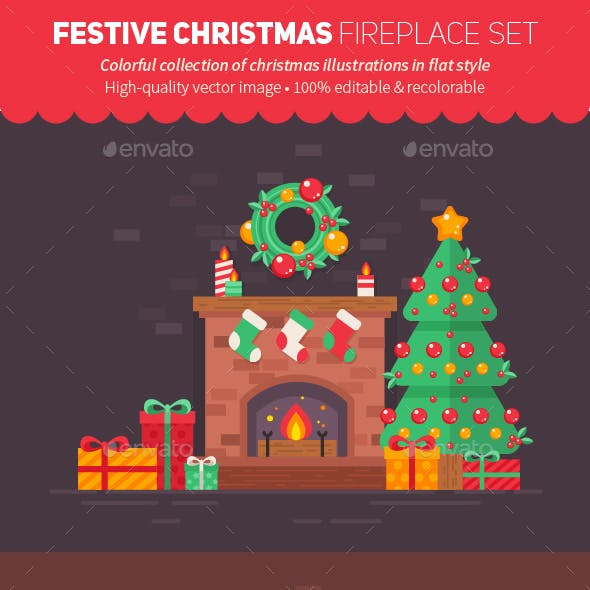 Flat Scene Graphics, Designs & Templates from GraphicRiver
