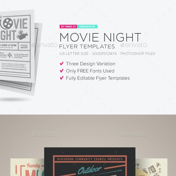 event random flyer templates from graphicriver page 4