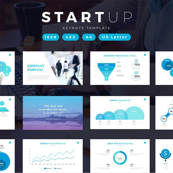 startup pitch deck graphics designs templates