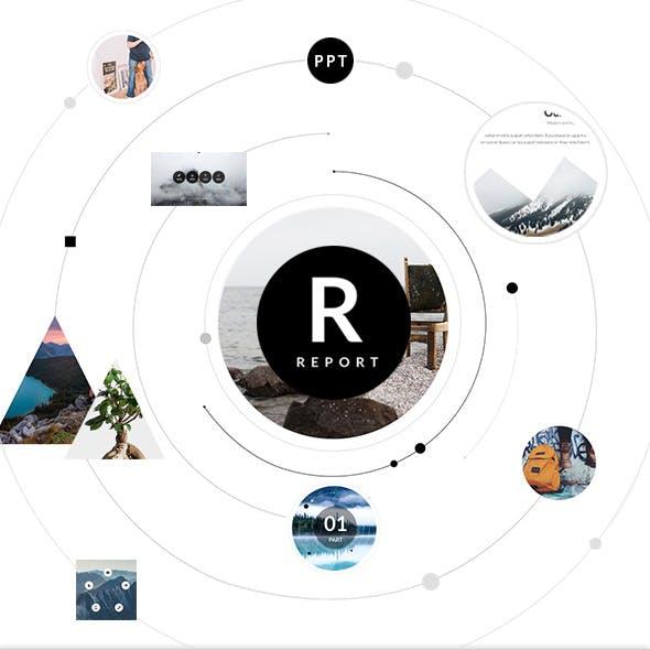 Report - PowerPoint Presentation Template