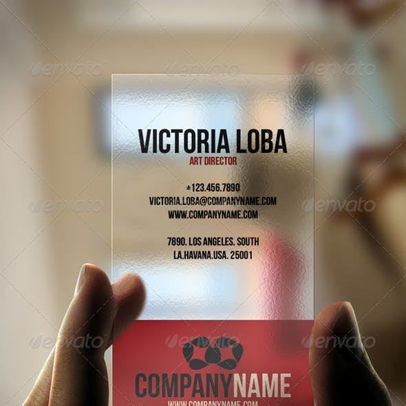Transparent clean and perfect business card templates designs fusion transparent business card wajeb Gallery