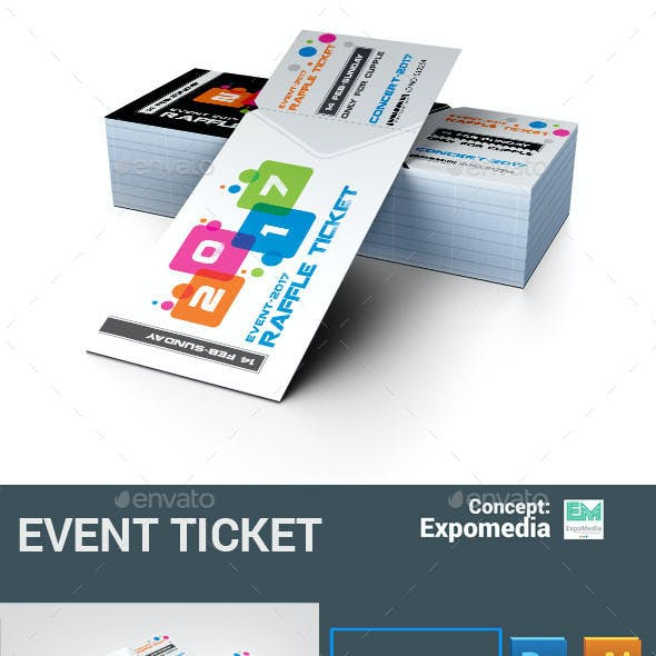 Ticket Template Indesign Clear All