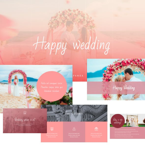 Wedding Presentation Templates From GraphicRiver