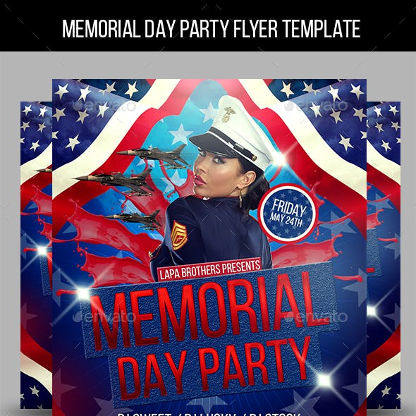 patriotic flyer stationery and design templates page 26