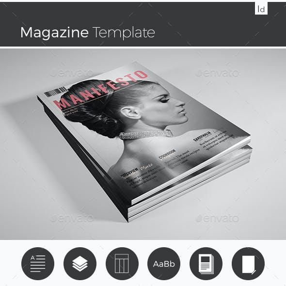 manifesto graphics designs templates from graphicriver