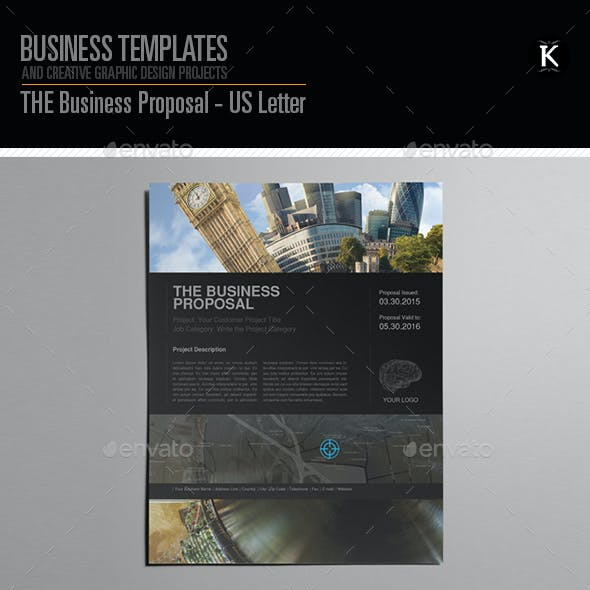 Indesign proposal graphics designs templates the business proposal us letter cheaphphosting Images