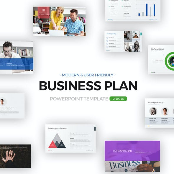 2019's Best Selling Powerpoint & Presentation Templates