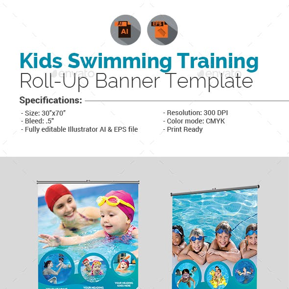 sports banner stationery and design templates from graphicriver page 7