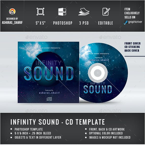 Music Album Graphics, Designs & Templates from GraphicRiver