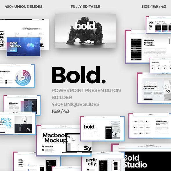egotype presentation templates from graphicriver
