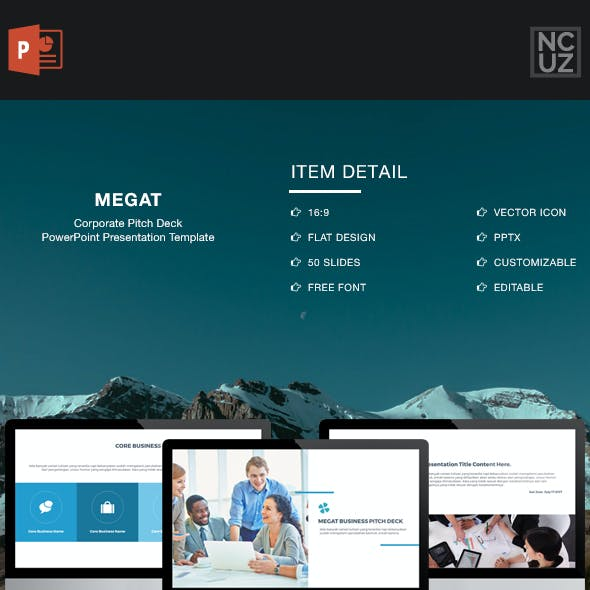 Corporate Html Presentation Templates From Graphicriver