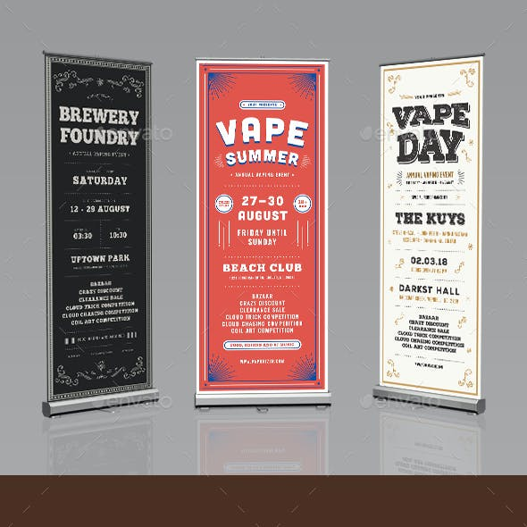 Vape Mods Graphics Designs Templates From Graphicriver