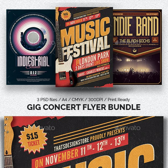 Unplugged Graphics Designs Templates From GraphicRiver - Blank car show flyer