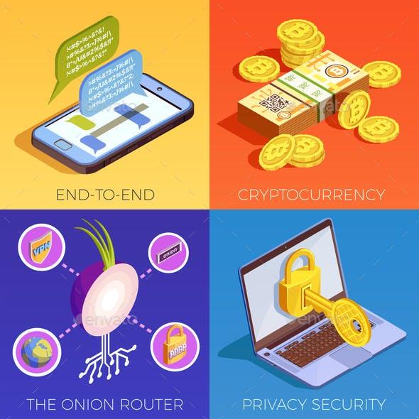 Digital Currency Design Concept