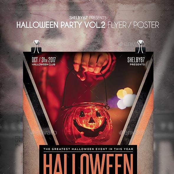 halloween invitation graphics designs templates