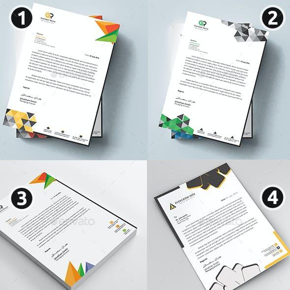 ms word letterhead graphics designs templates