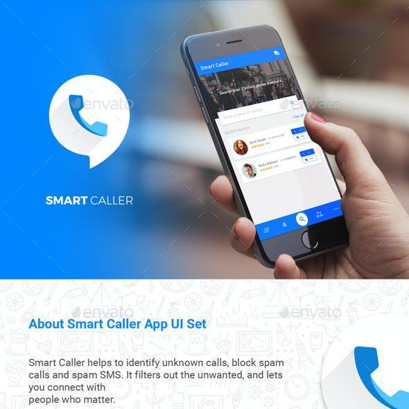 Caller ID & Chatting App like Truecaller | Smart Caller