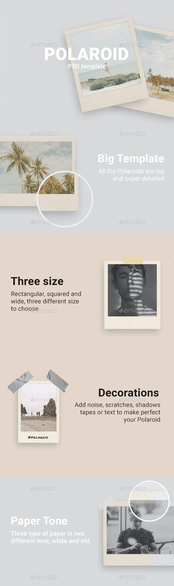 polaroid template by ragestudio graphicriver