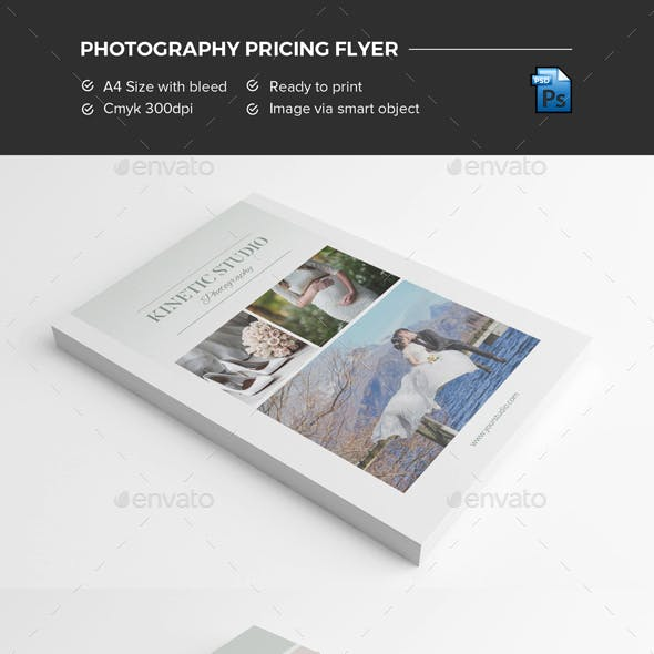 pricing flyer graphics designs templates from graphicriver