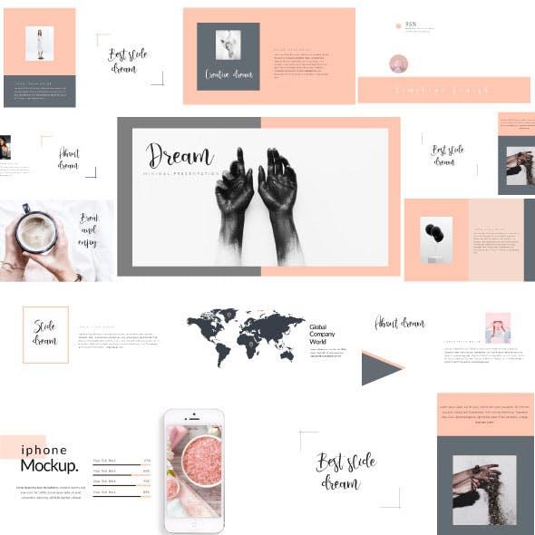 dream multipurpose presentation templates