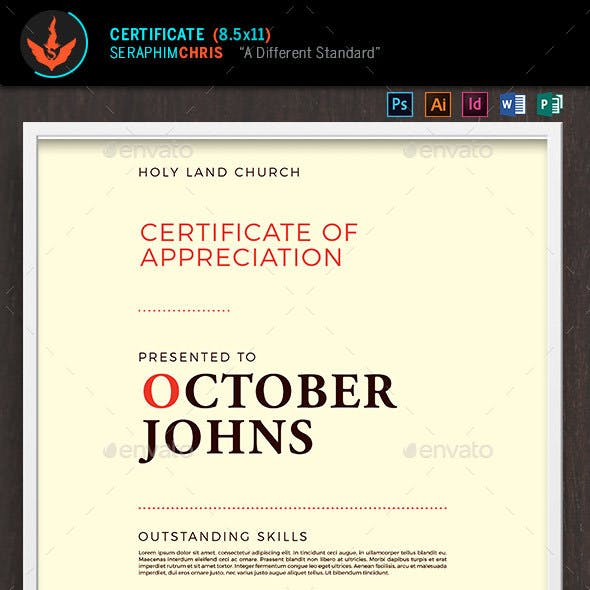 Business Certificate Graphics Designs Templates