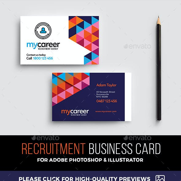Corporate Business Card Templates Designs From Graphicriver Page 12