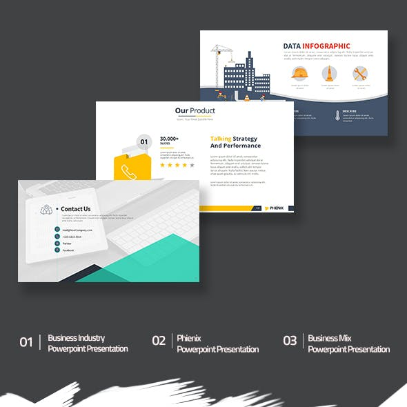 fancy powerpoint templates from graphicriver