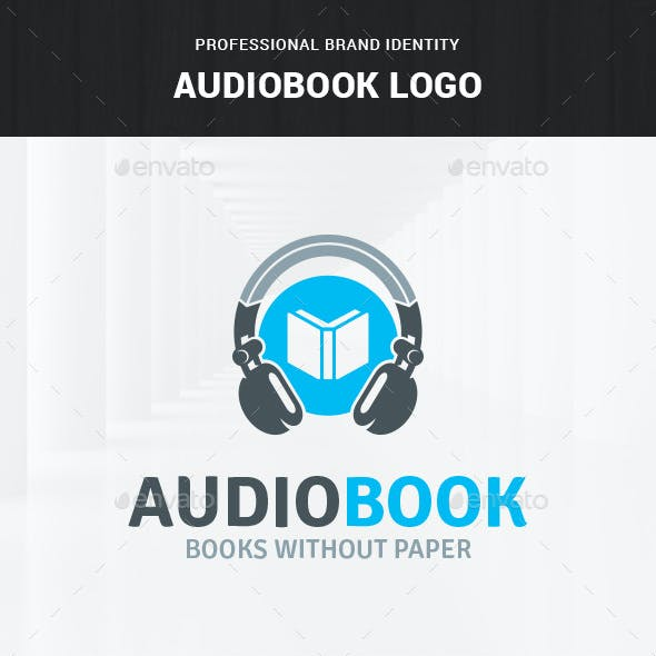 audio book graphics designs templates from graphicriver