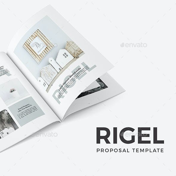 Floral Rigel Stationery And Design Template From Graphicriver