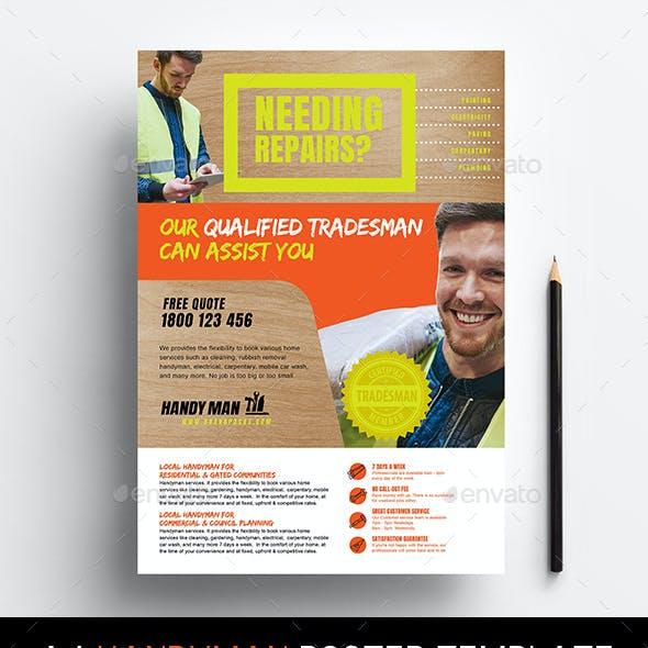 tradesman graphics designs templates from graphicriver
