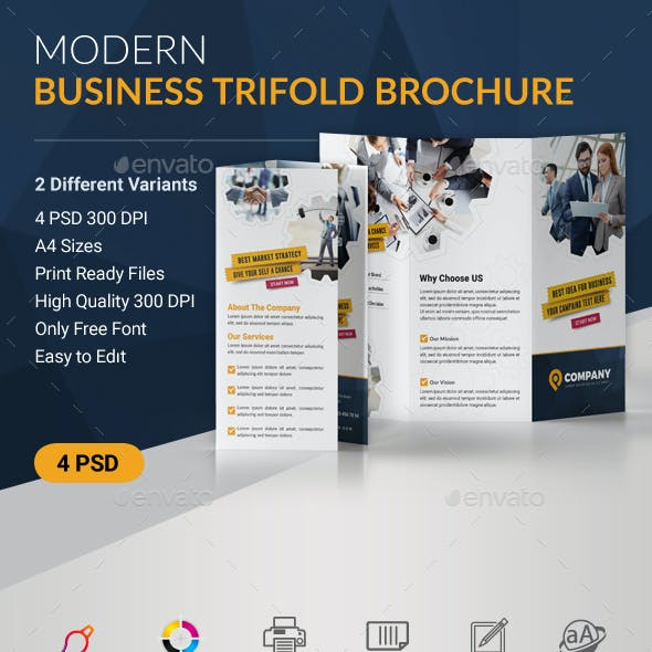 trifolds graphics designs templates from graphicriver